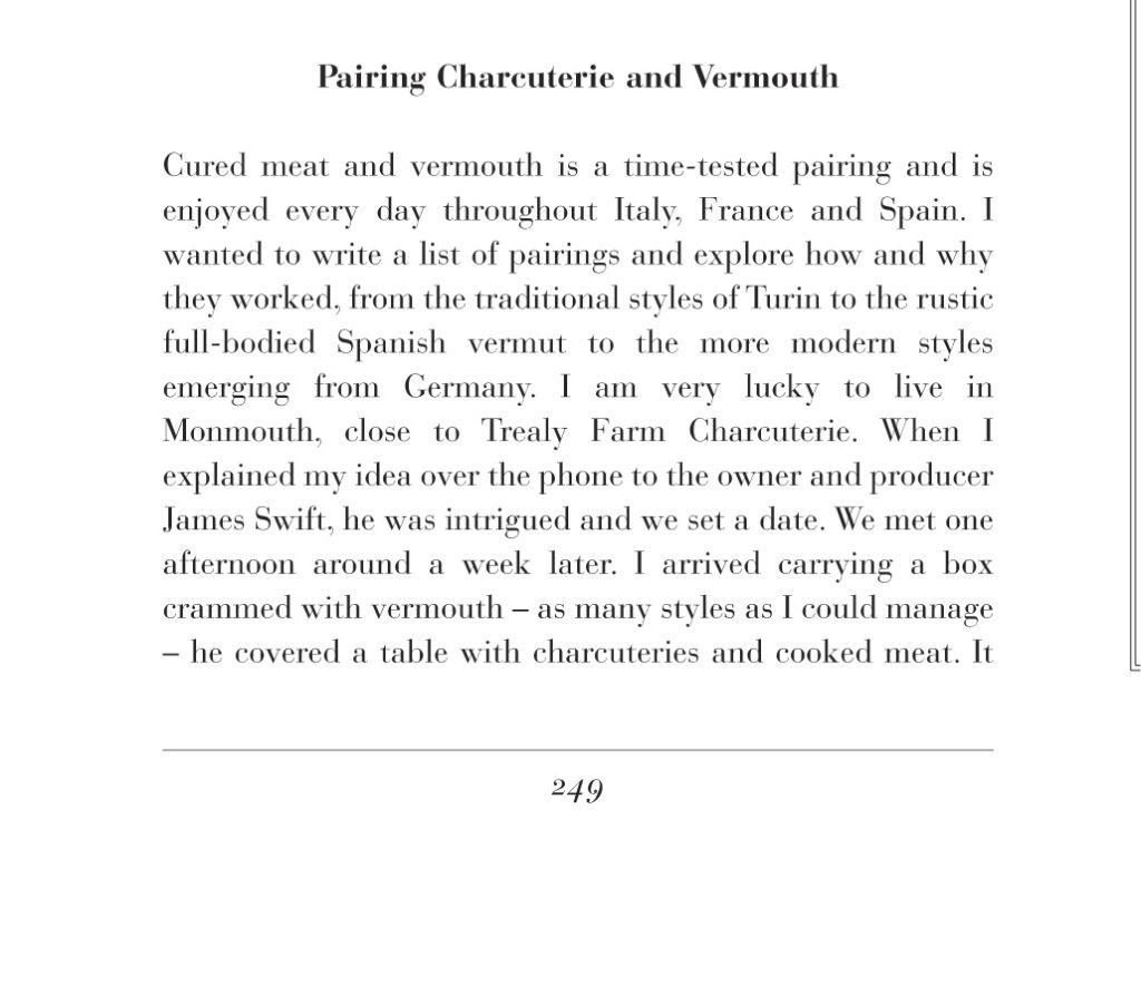 VERMOUTH 249-253