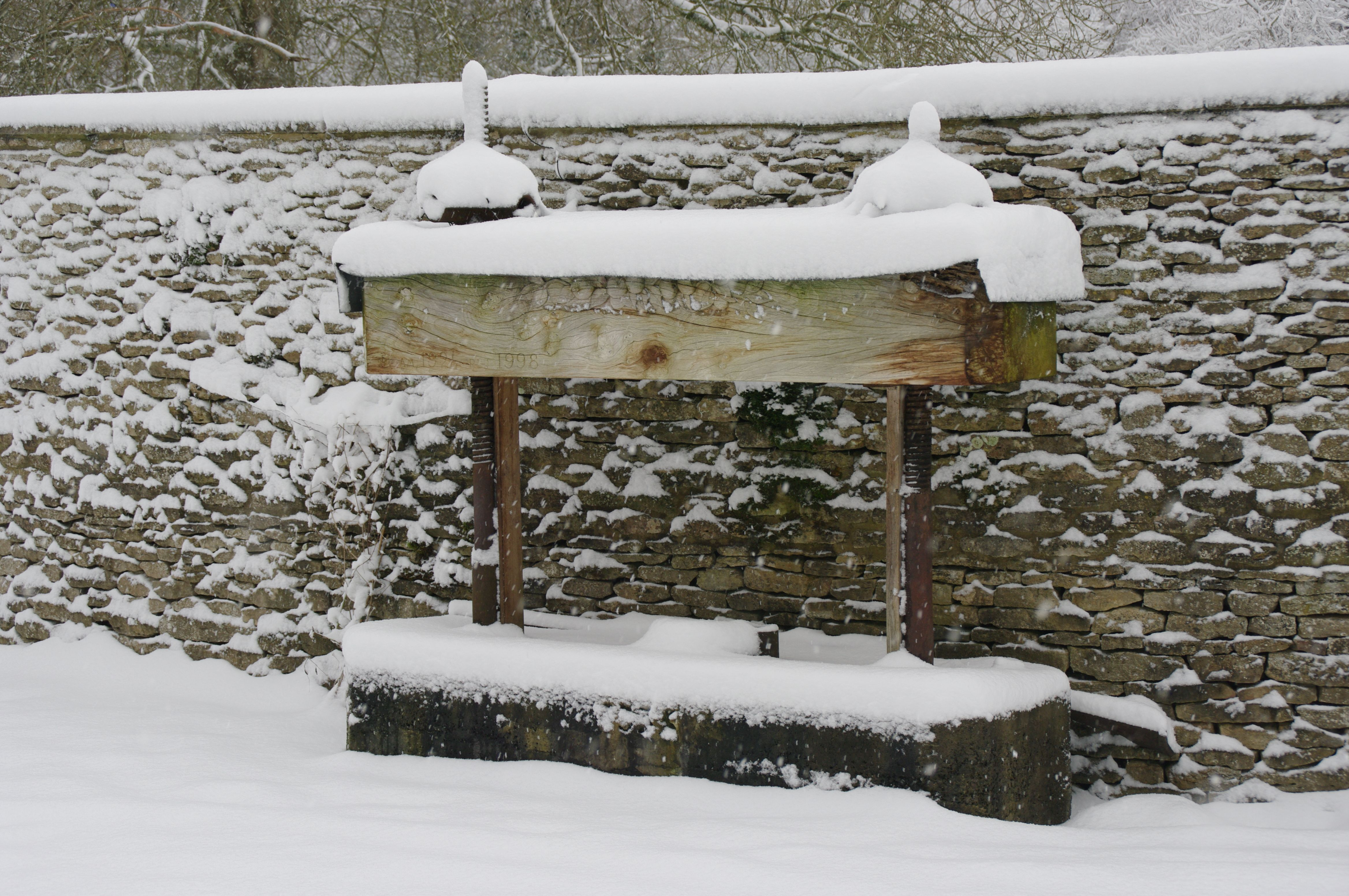 cider press snow