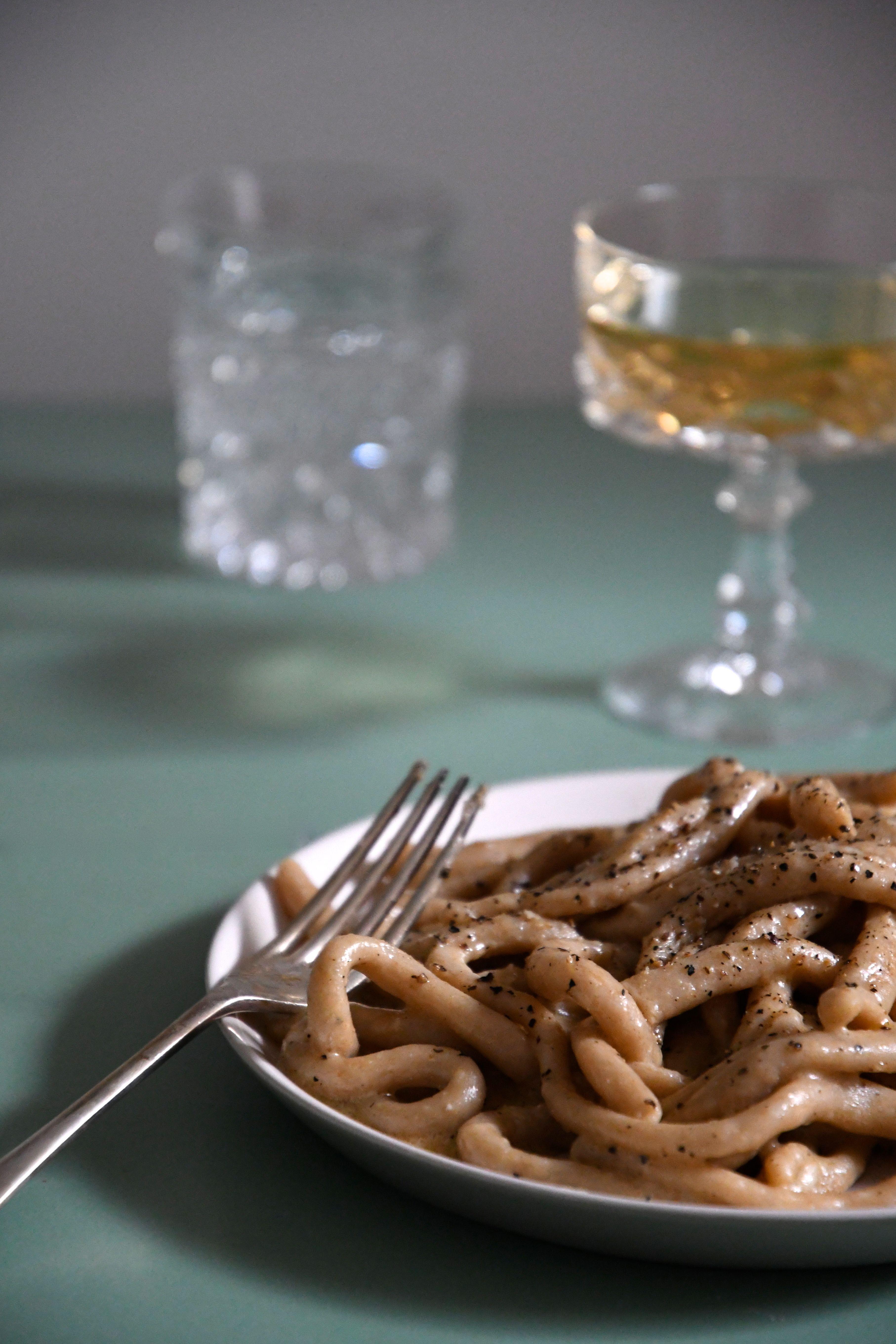 khorasan pasta